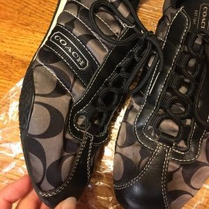 Coach Shoes - Genuine Coach Kirby Sneakers Comfortable Stylish.